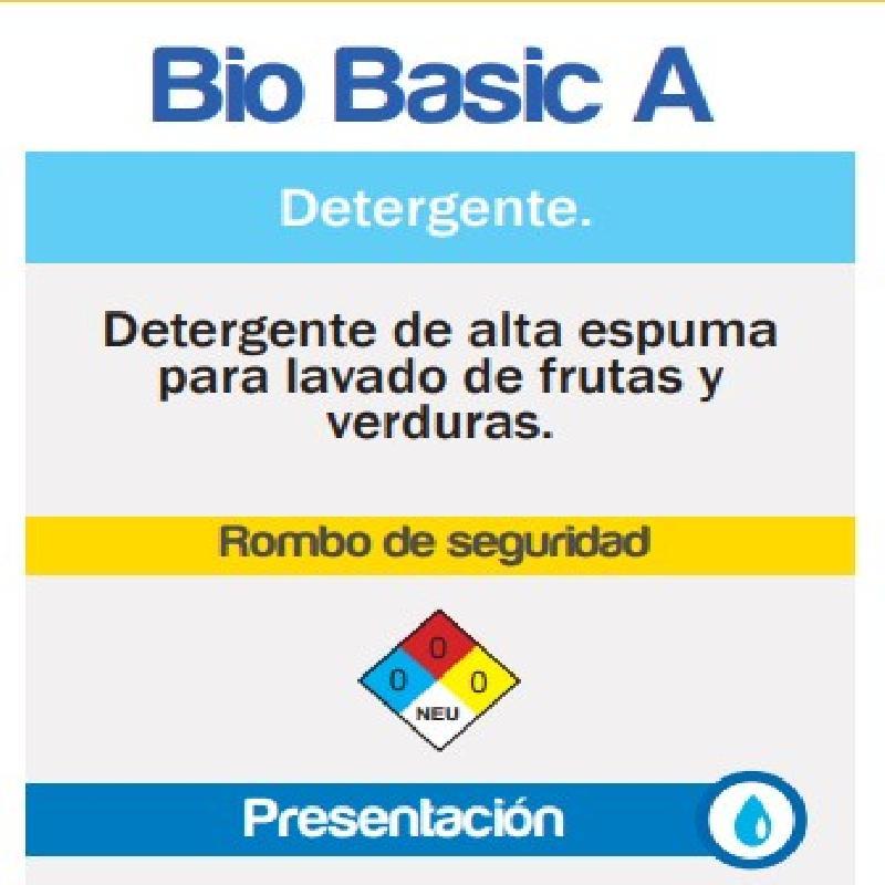ISICLEAN - Desengrasante Neutro Bio Basic A
