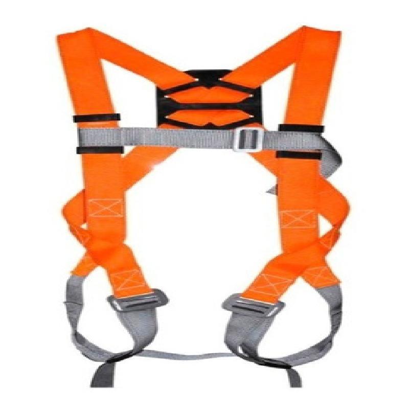 ISICLEAN - Arnes de Seguridad Naranja/Gris