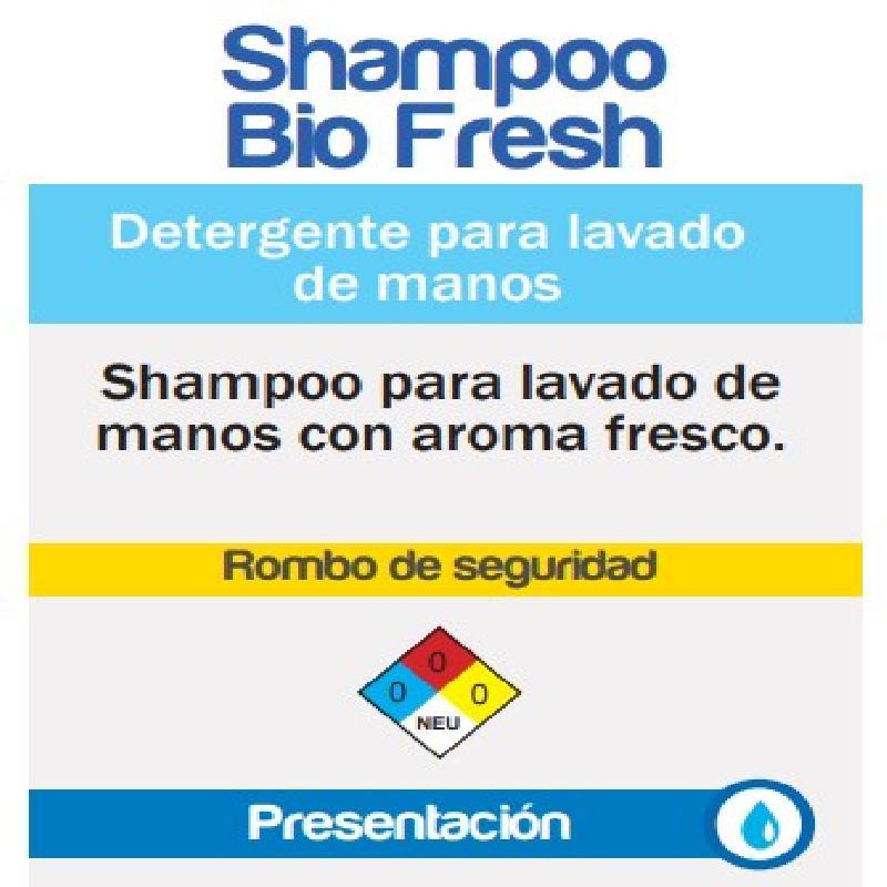 ISICLEAN - Shampoo Para Manos Bio Fresh