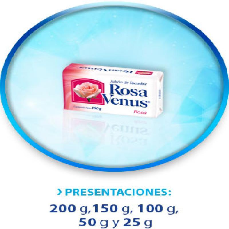 ISICLEAN - Jabón De Hotelería Rosa Venus 240/25 GR