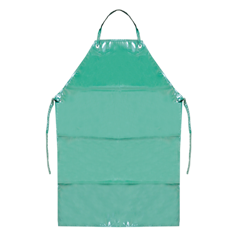 ISICLEAN - Mandil Proacido Verde 90 x 120