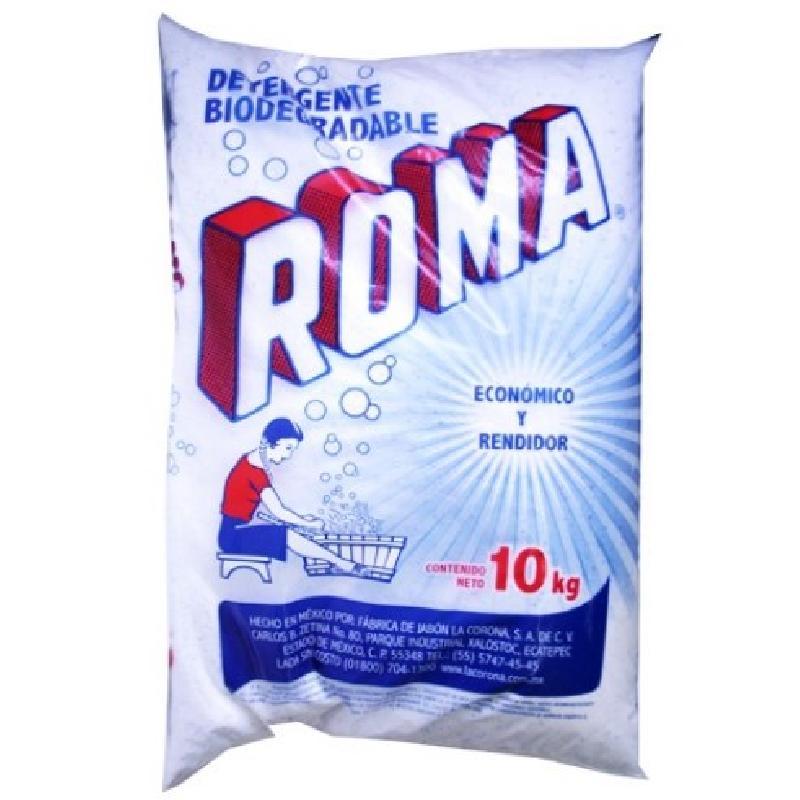 ISICLEAN - Detergente Roma de 10 KG
