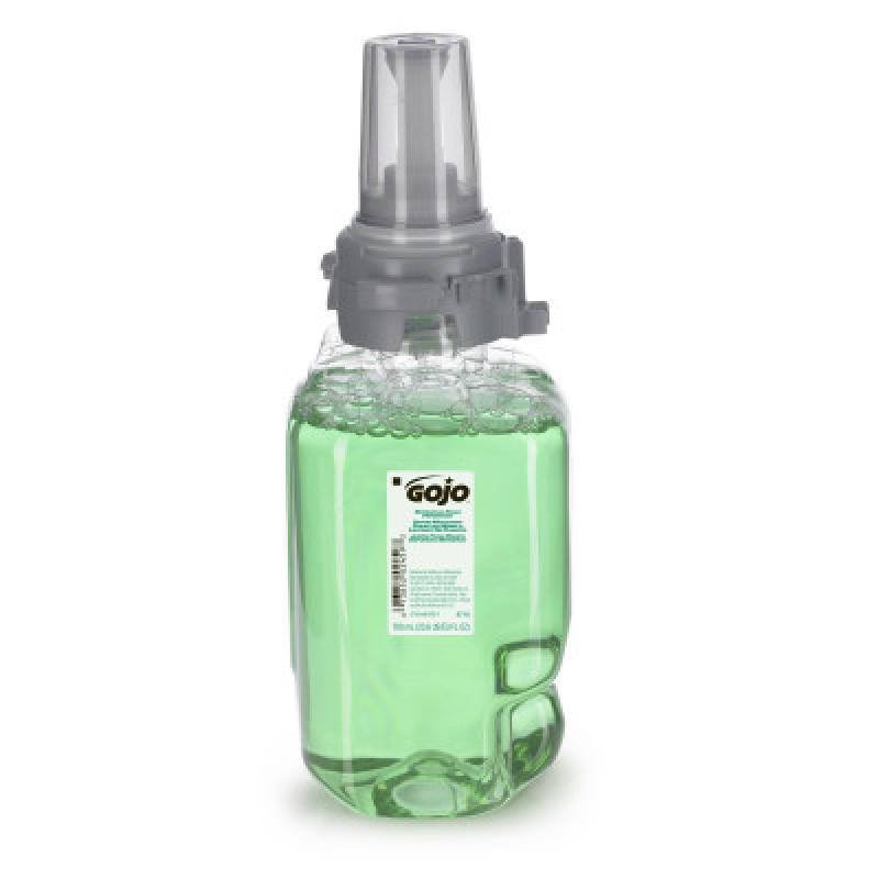 ISICLEAN - Lavado de manos de espuma botánica 3/700 ml para dispensador GOJO ADX-7