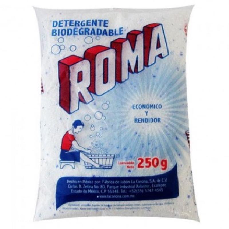 ISICLEAN - Detergente Roma de 1/4 KG