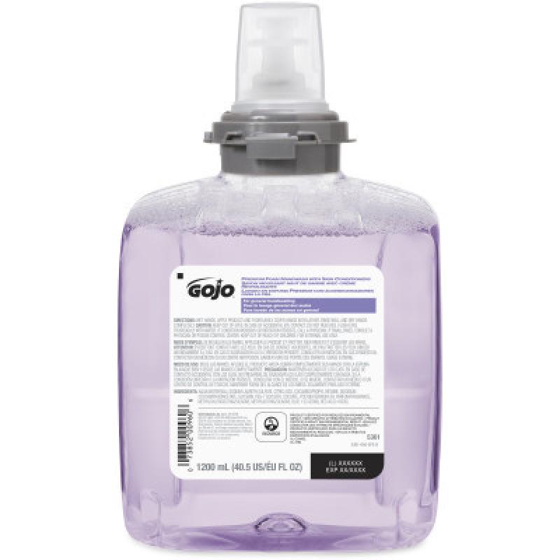 ISICLEAN - Premium jabón con acondicionadores para la piel 2/1200 ml para dispensador GOJOTFX