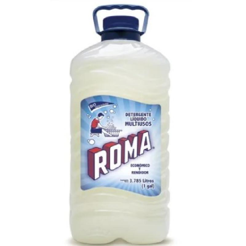 ISICLEAN - Detergente Roma Liquido 4 Lt