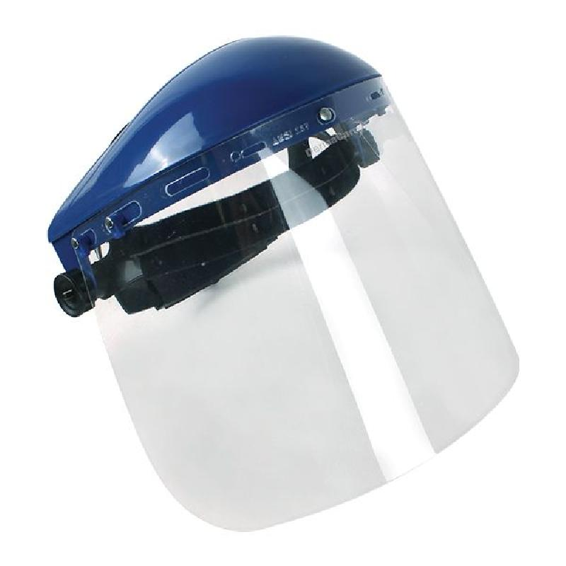 ISICLEAN - Cabezal Termoplastico Azul C/Mica