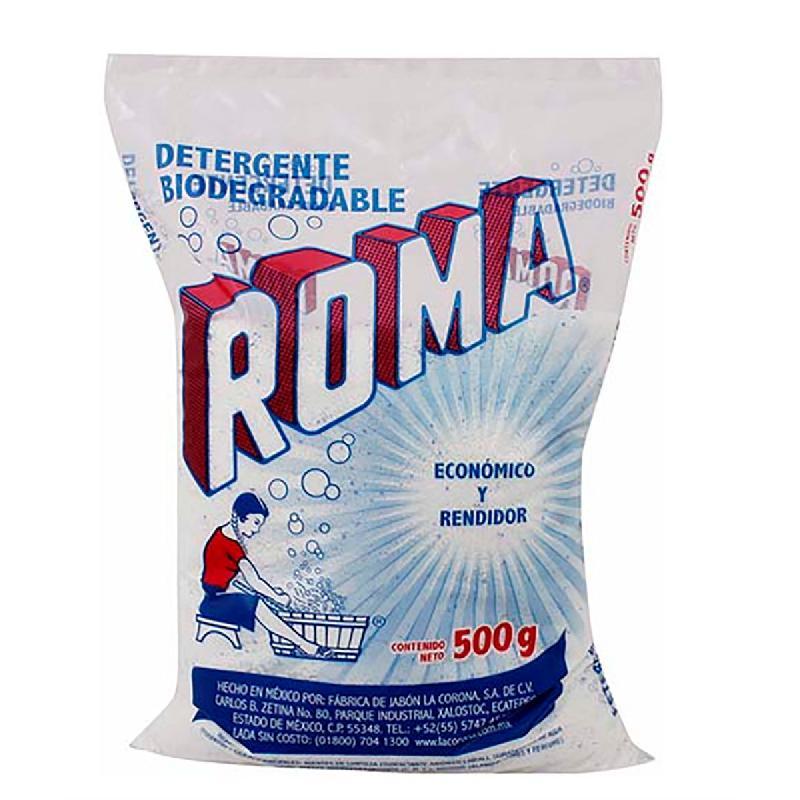 ISICLEAN - Detergente Roma de 1/2 KG