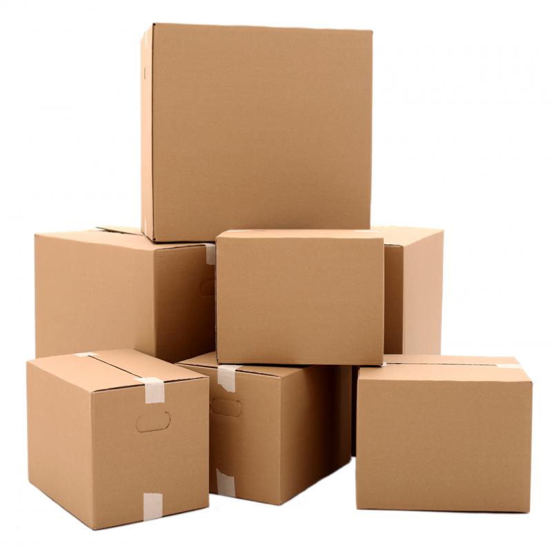 ISICLEAN - Caja de Cartón